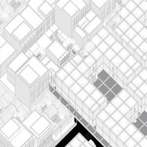 City Axonometric