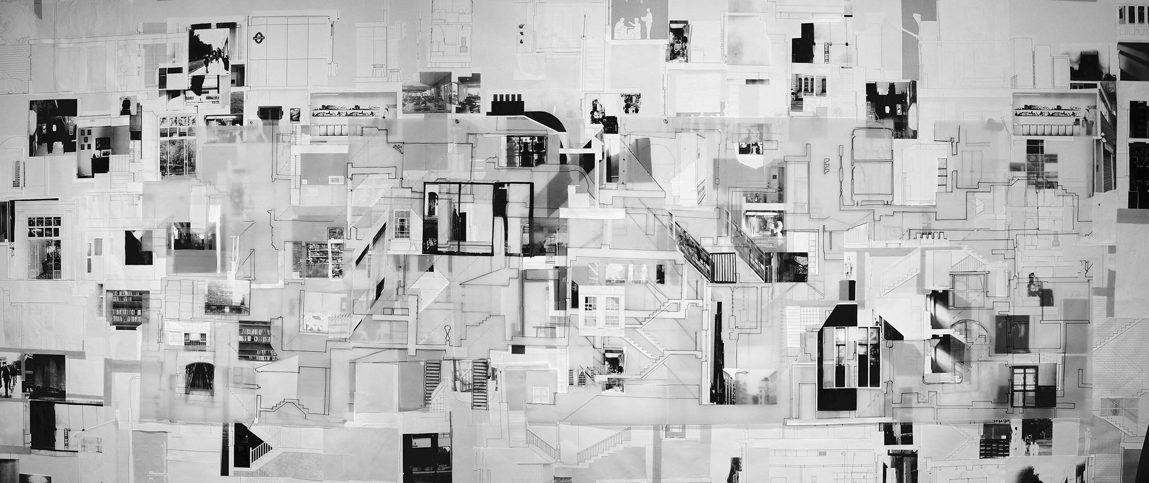 Section Collage Gallery Of Reimagining 448 Local