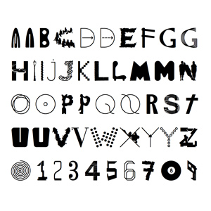 Display Typeface